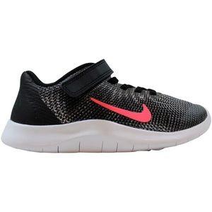 Nike Flex 2018 RN (TDV) Toddler Shoes Black/Pink